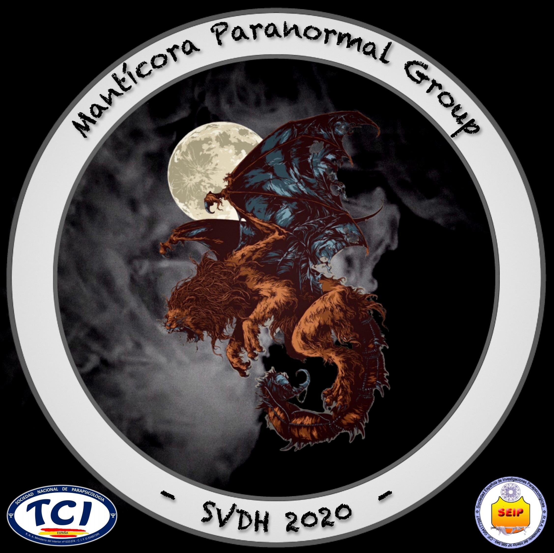 Mantícora Paranormal Group