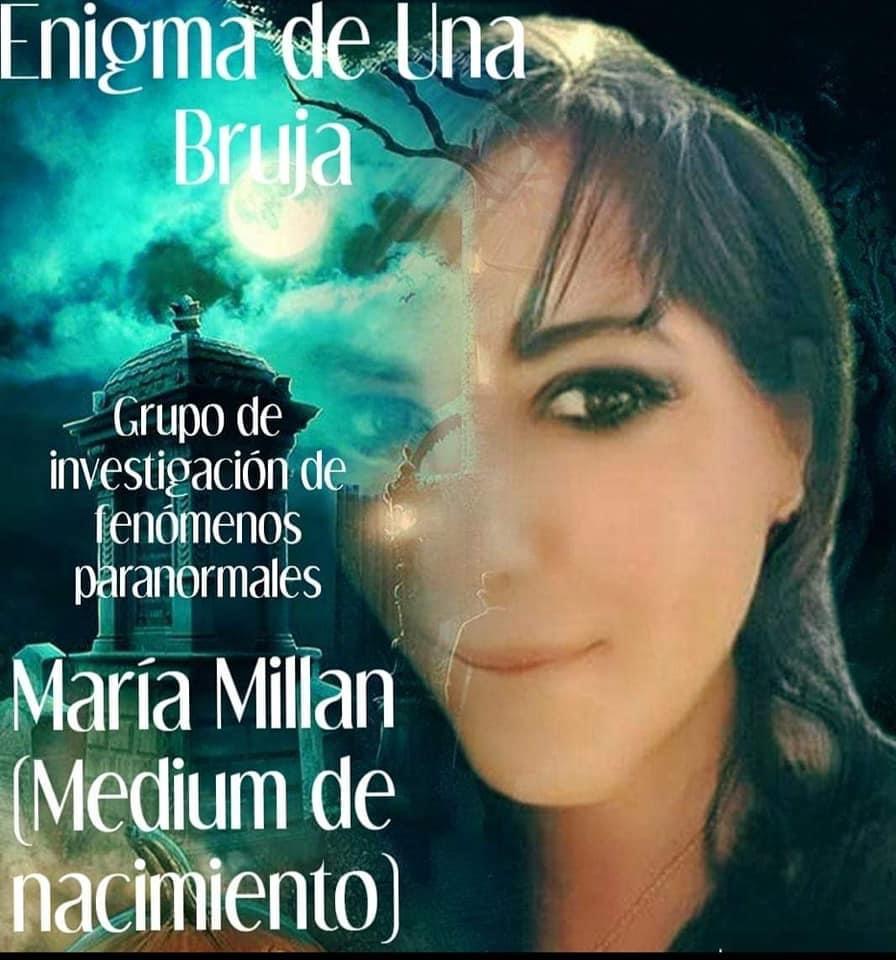 María Millan - Enigma de una bruja
